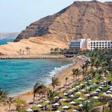 OMAN BEACH & SPA • Shangri La Barr al Jissah Resort & Spa   viaggi individuali oman luxury experience beach spa