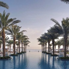 OMAN BEACH & SPA • Al Bustan Palace, a Ritz Carlton Hotel   viaggi individuali oman luxury experience beach spa