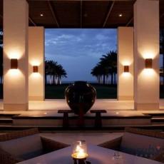 OMAN BEACH & SPA • The Chedi   oman medio oriente luxury experience beach spa