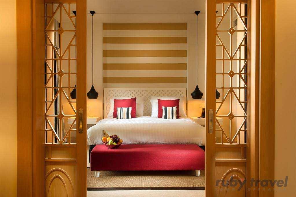 Oman beach spa juweira boutique hotel salalah ruby for Designhotel oman