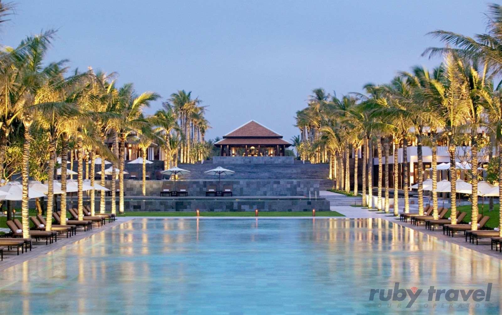 vietnam beach hoi an ruby travel viaggi 100 tailormade. Black Bedroom Furniture Sets. Home Design Ideas