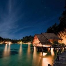 INDONESIA •  Nascondigli Remoti   Isola Raja Ampat   viaggi individuali tipologia viaggio indonesia estremo oriente beach spa