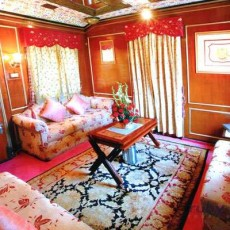 INDIA IN TRENO: Palace on Wheels, splendori del rajasthan   subcontinente indiano rajasthan nord india barche treni