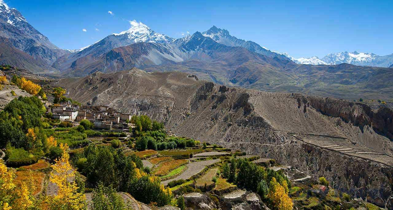 nepal: mustang il regno di lo | ruby travel - viaggi 100% tailormade